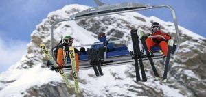 Dans quelles localités aller en France pour pratiquer des sports d'hiver ?